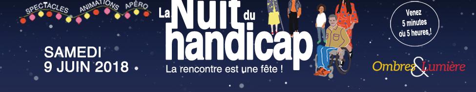 Nuit du Handicap @ Les Herbiers | Pays de la Loire | France