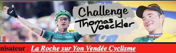 Challenge Thomas Voeckler @ La Chaize-le-Vicomte | Pays de la Loire | France