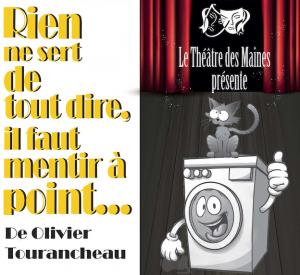 Théâtre à St Georges de Montaigu @ ST GEORGES DE MONTAIGU