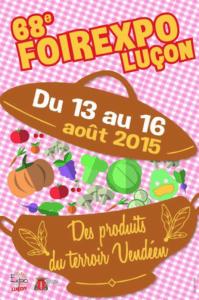 20150813-Foire de Lucon