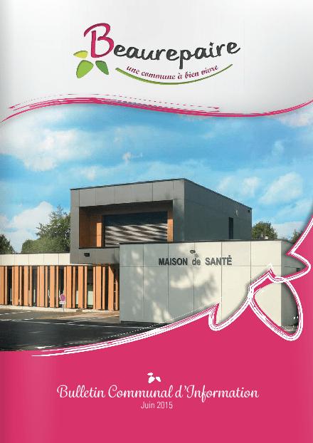 20151003-Beaurepaire Bulletin 1