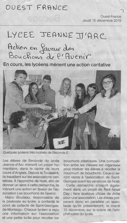 20151210-Lycée Jeanne d'Arc Montaigu