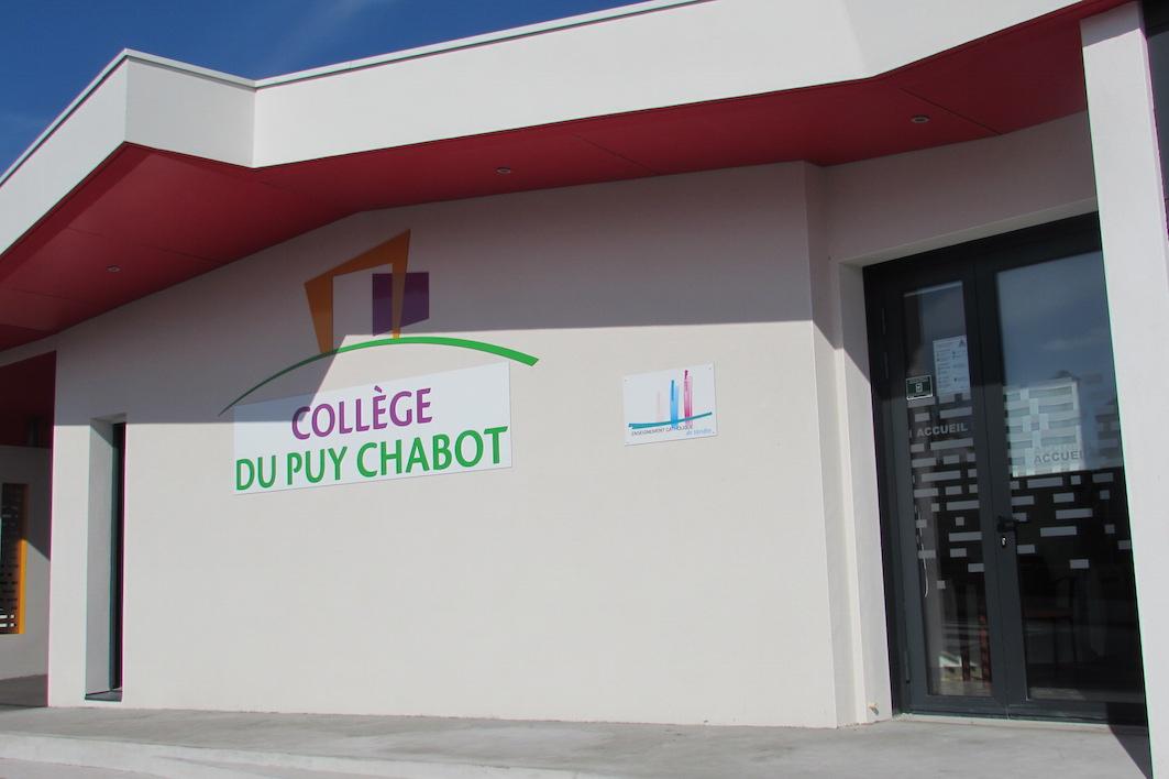 20160311-Le Poiré Sur Vie Collège du Puy Chabot