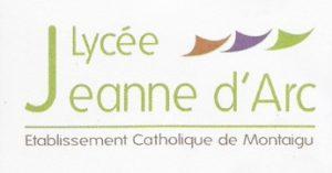 20160606-Logo Lycée Jeanne d'Arc Montaigu